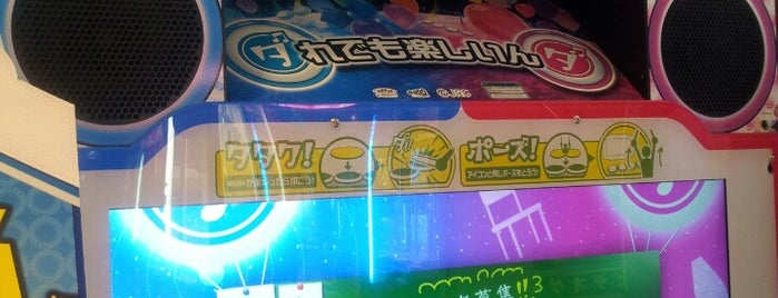 PALO 京橋店 is one of ゲーセン.