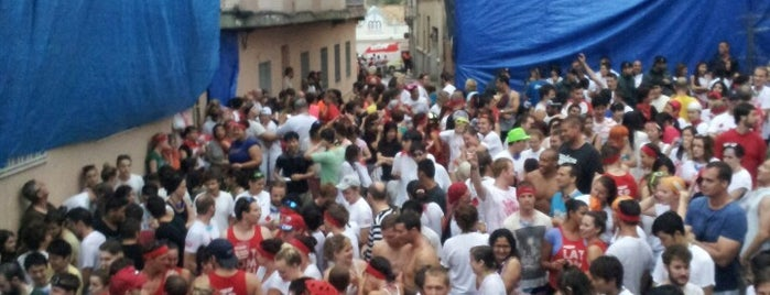 La Tomatina is one of Europa.
