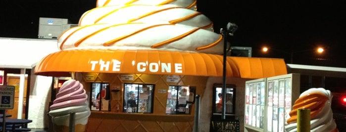 The Cone is one of Best Ice Cream in Cincinnati.