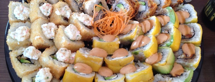 Sushi Tako Oishi is one of ASIATICA.