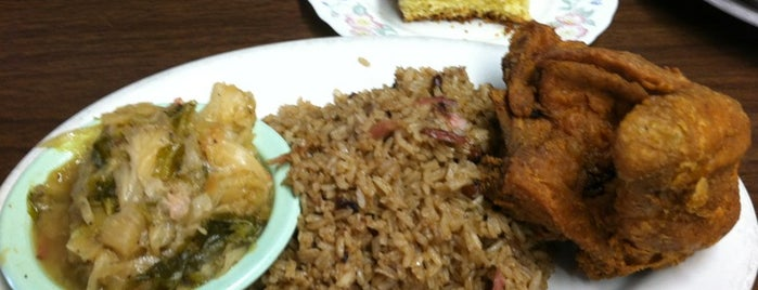 Ernie's is one of 500 Things to Eat & Where - South.