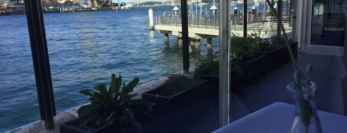 Sails on Lavender Bay is one of Sydney Destination Dining.
