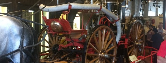 Cincinnati Fire Muesum is one of The Fine Arts of Cincinnati, OH #visitUS.