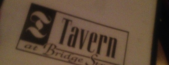 Tavern at Bridge Street is one of Places I've ate at.