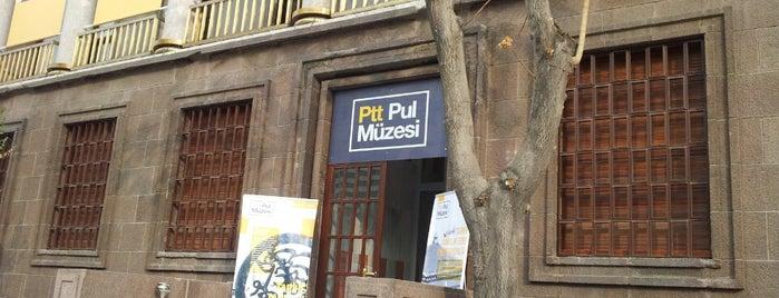 Ptt Pul Müzesi is one of Ankara Highlights & Travel Essentials.