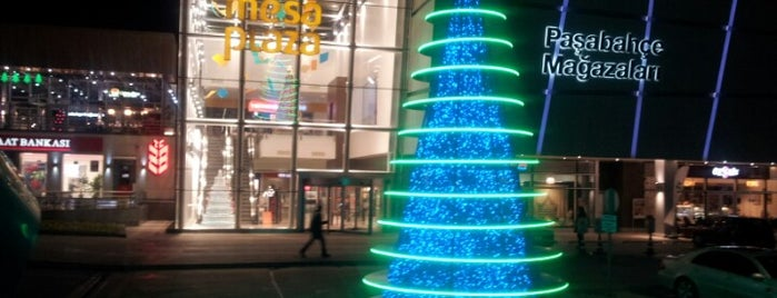 Mesa Plaza is one of Ankara AVM ve mağazaları.