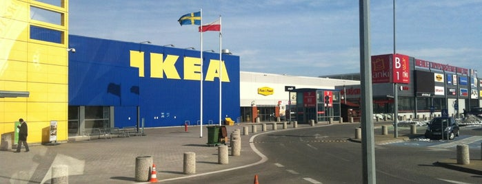 IKEA is one of All-time favorites in Poland.
