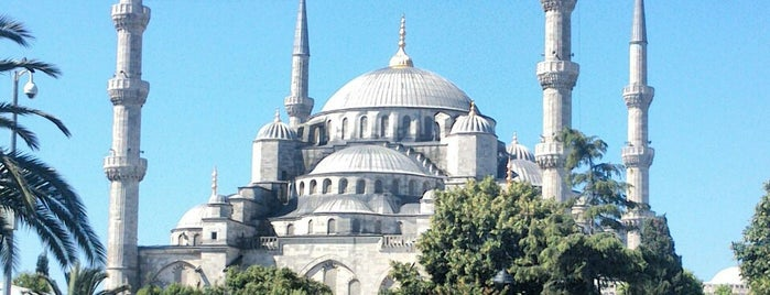 Blaue Moschee is one of 1stANBUL Tarih turu.