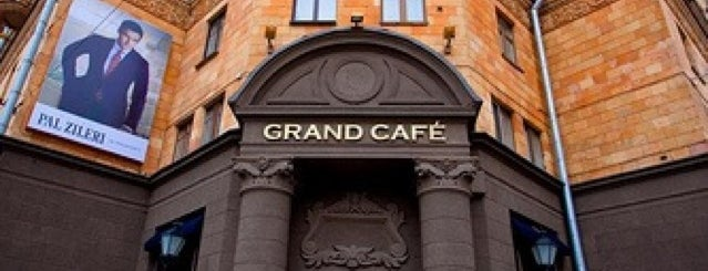 Grand Café is one of To Go List.