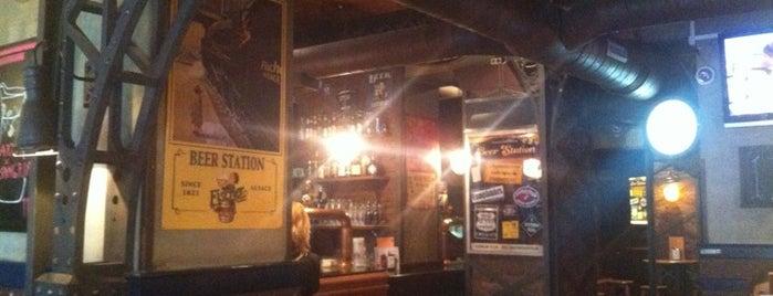 Beer Station is one of Madrid: de Tapas, Tabernas y +.