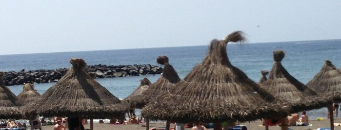 Playa del Bobo is one of Islas Canarias: Tenerife.