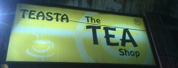 Teasta - The Tea Shop is one of Guide to Noida's best spots.