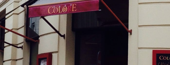 Café Colore is one of Coffee & work places.