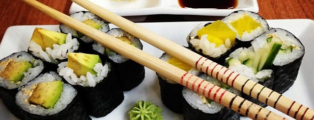 Sushi Time is one of Vietnamská kuchyně v Praze.