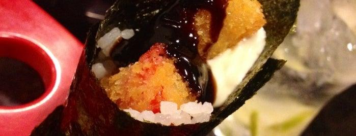 RAS Temakeria & Robata is one of Henri's TOP Japanese Food.