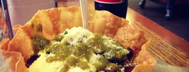 Pinche Taqueria is one of Cheap Eats.