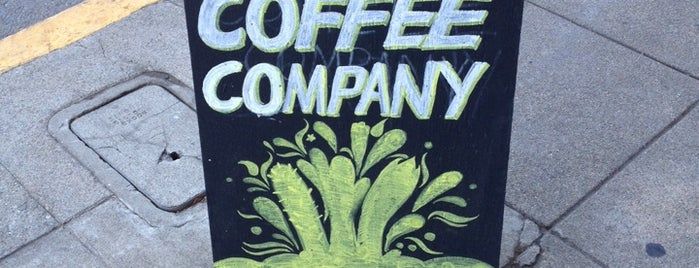 Black Spring Coffee Company is one of Discovering Oakland Coffee.