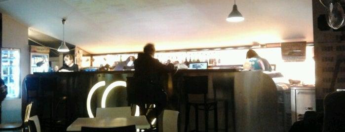 BIO | OKO is one of prazsky bary / bars in prague.