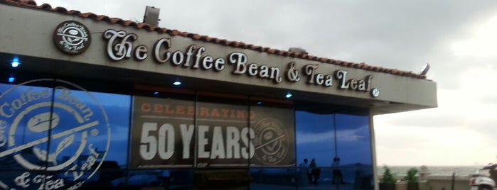The Coffee Bean & Tea Leaf is one of want to go.