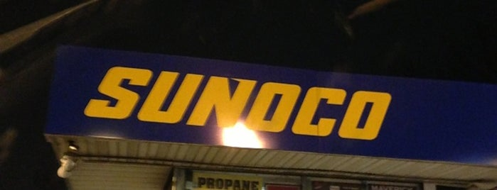 Sunoco is one of Favorite Great Outdoors.