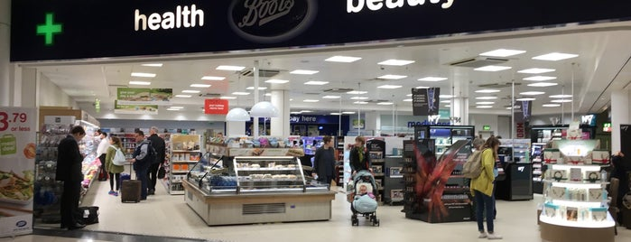 Boots is one of Shops at Gatwick Airport North Terminal.