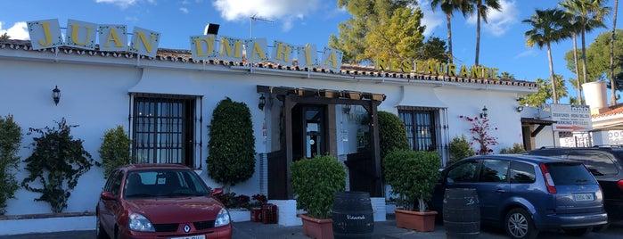 D'maria Restaurante is one of diferentes ciudades.