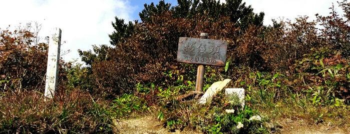 物住頭(ものずみのあたま) is one of 四国の山.
