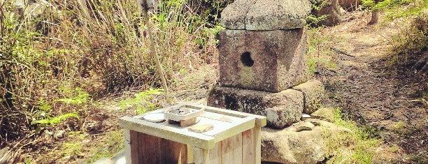 安神山山頂 is one of 四国の山.