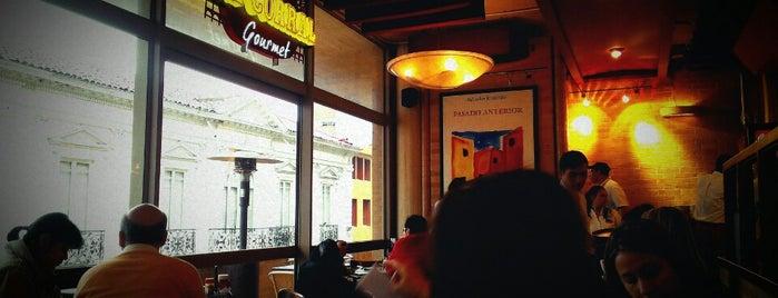 El Corral Gourmet is one of La Candelaria.
