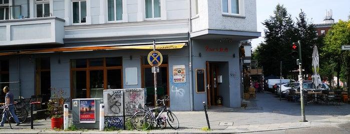 Zimt & Mehl Manufaktur is one of Breakfast & Lunch in Berlin.