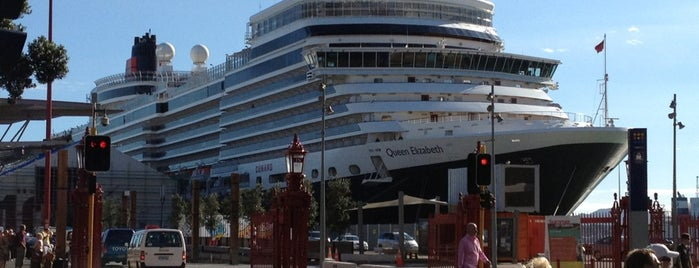 Princes Wharf is one of Around The World: SW Pacific.