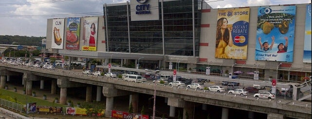SM City Marikina is one of groceries.