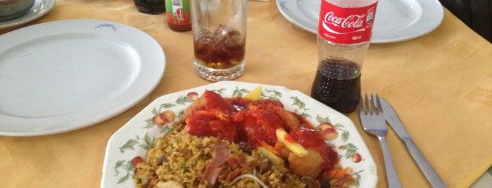 Embajada China is one of 20 favorite restaurants.