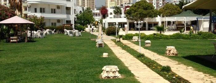 Barbarossa Club & Hotel is one of Turkiye Hotels.