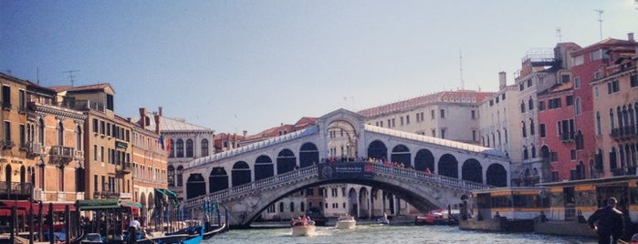Canal Grande is one of Places I have been to.