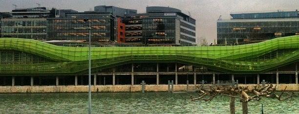 Les Docks – Cité de la Mode et du Design is one of Paris.