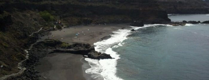 Playa El Bollullo is one of Islas Canarias: Tenerife.