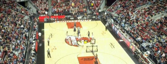 KFC Yum! Center is one of Best of 2012 Nominees.