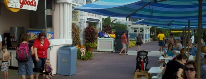 Disney's Old Key West Resort is one of My favorite hotels.