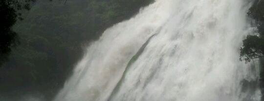 大川の滝 is one of 日本の滝百選.