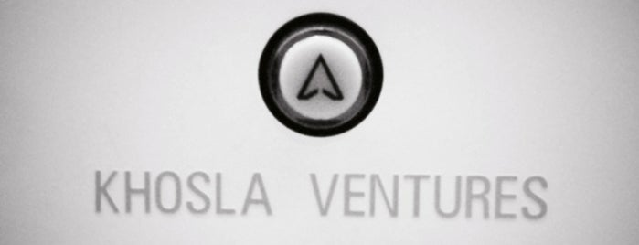 Khosla Ventures is one of Startups & Spaces NYC + CA.