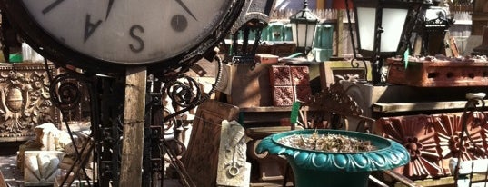 Demolition Depot is one of The 15 Best Antique Shops in New York City.