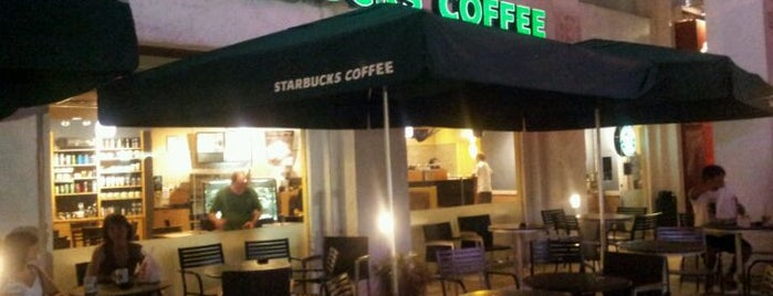 Starbucks is one of BALI....