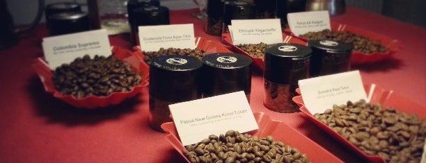 Koffiebranderij Fascino Coffee is one of #ThirdWaveWichteln Coffee Places.