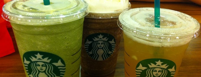 Starbucks is one of Off beat places to visit in Singapore.
