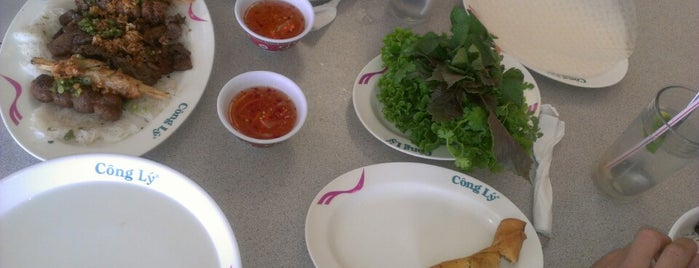 Pho Cong Ly is one of HOU Asian Restaurants.