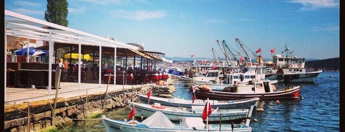 Cunda Marina is one of Özledikçe gideyim - Tatil.