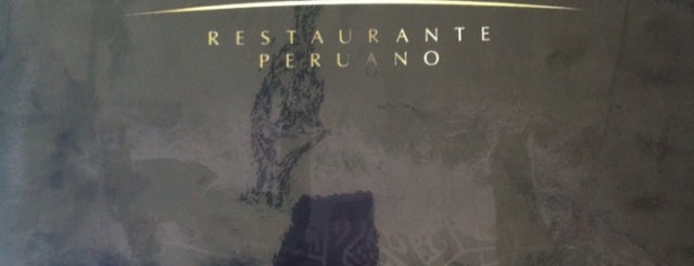 Cuzco Restaurante Peruano is one of My Favorite Food Spots.