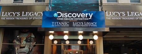 Discovery Times Square is one of New York City.