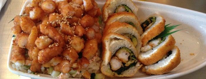 Sushi Hoko-Ki is one of ASIATICA.